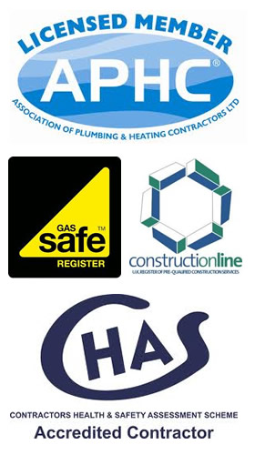 APHC, Gas Safe, Construction Online, CHAS